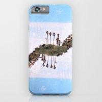 Landscapes c2 (35mm Double Exposure) iPhone 6 Slim Case