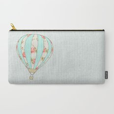 Let's fly away together - Hot air balloon Carry-All Pouch