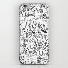 FAR BETTER THINGS... iPhone & iPod Skin