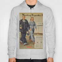 1942 Working Together Co… Hoody