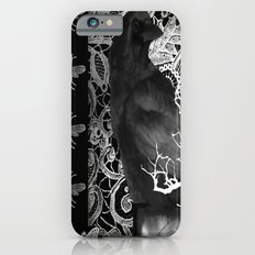 Crow And Lace iPhone 6s Slim Case
