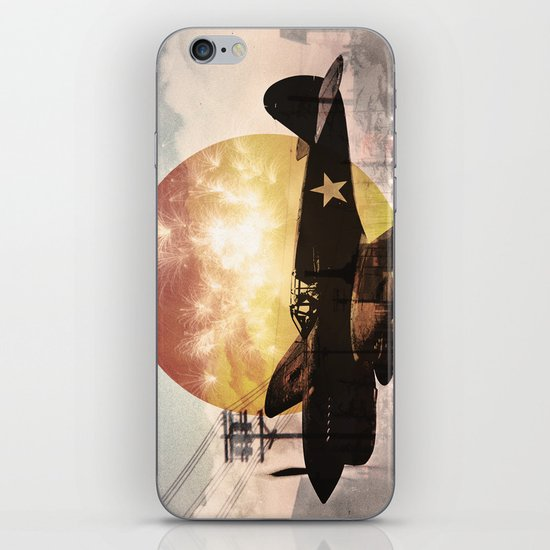 Warhawk iPhone & iPod Skin
