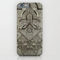 iPhone & iPod Case featuring Second Chakra by Work the Angle
