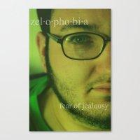 Zelophobia. Canvas Print