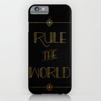 rule the world iPhone 6 Slim Case