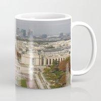 Aerial Paris Mug