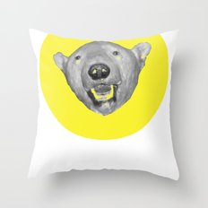 Going Wild 2 Throw Pillow