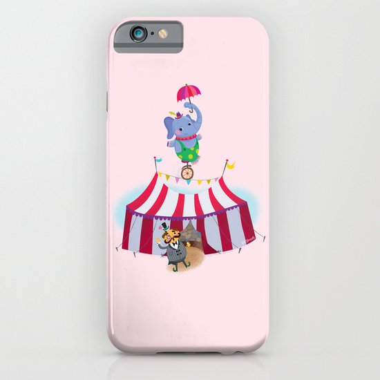 holy high wire! iPhone & iPod Case