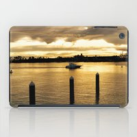 Settling in the Bay iPad Case