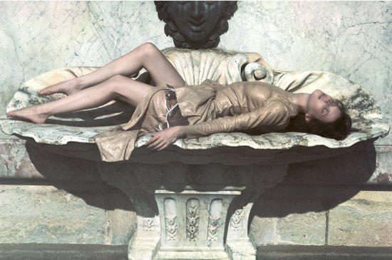 Alena II Canvas Print
