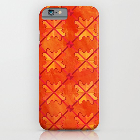Sagittarius pattern iPhone & iPod Case