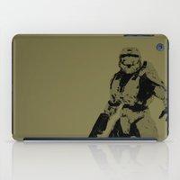 Master Chief iPad Case
