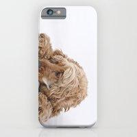 a little puppy dog iPhone 6 Slim Case