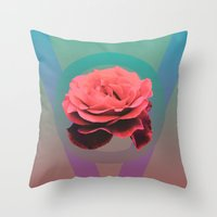 VOID #1 Throw Pillow