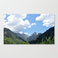 Mineral King Canvas Print
