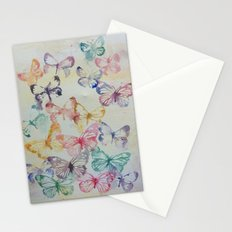 Butterflies II Stationery Cards