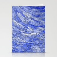 Waves Of Life. Stationery Cards