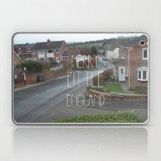 Merry Little England Laptop & iPad Skin