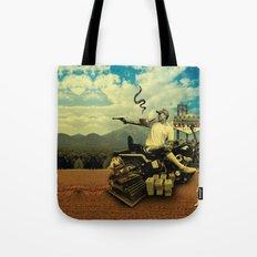 Hunter S Tote Bag