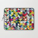 100 book cover colours Laptop Sleeve