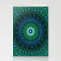 Mandala 11 Stationery Cards