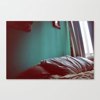 Pillow Talk Canvas Print