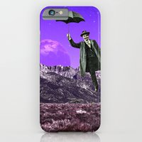 iPhone & iPod Case featuring Business Trip by EVOL
