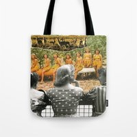 I Don't Know About You, … Tote Bag