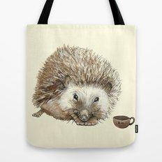 Hector the Hedgehog Tote Bag