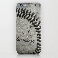 Baseball iPhone 6 Slim Case