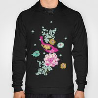 Birds And Blooms 1 Hoody