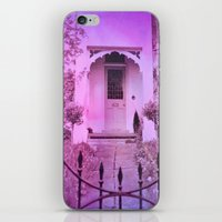 SECRET GARDEN iPhone & iPod Skin