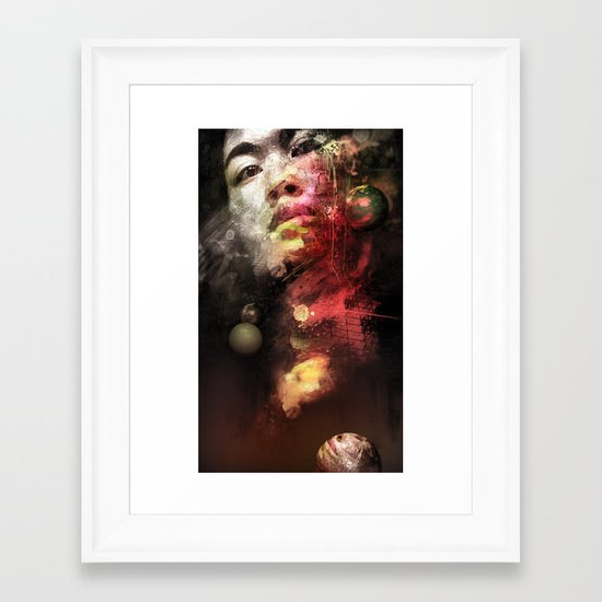 New Demise Framed Art Print