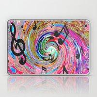 Musical Laptop & iPad Skin