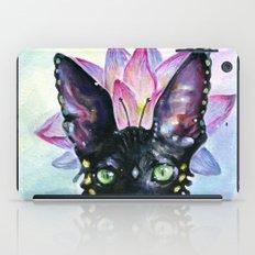 Cat Goddess iPad Case