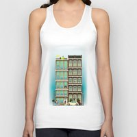 Time to Get up & Go to Work Unisex Tank Top