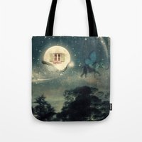 Moon Dream Tote Bag