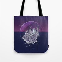Hogwarts series (year 7: the Deathly Hallows) Tote Bag