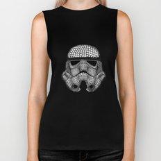 Trooper Star Circle Wars Biker Tank
