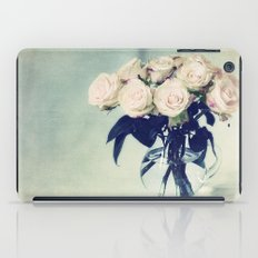Vintage roses iPad Case