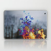 Fire II Laptop & iPad Skin