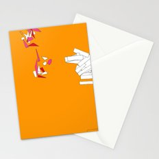 Fragmentation 1 Stationery Cards