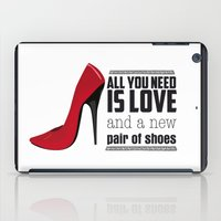 All You Need Is Love! iPad Case