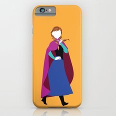Anna From Frozen - Princ… iPhone 6 Slim Case