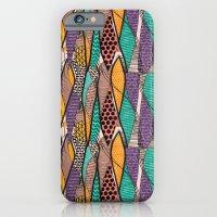 Mikeno Pattern iPhone 6 Slim Case