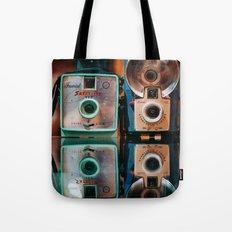 Mintage Tote Bag