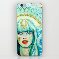 People Art: Journey Of P… iPhone & iPod Skin