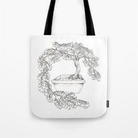 Ginkgo Tree Tote Bag