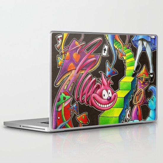 My Alice in Wonderland Laptop & iPad Skin