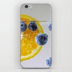 Bubbly Fruit iPhone & iPod Skin